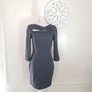 Diane von furstenberg size 10 wool dress